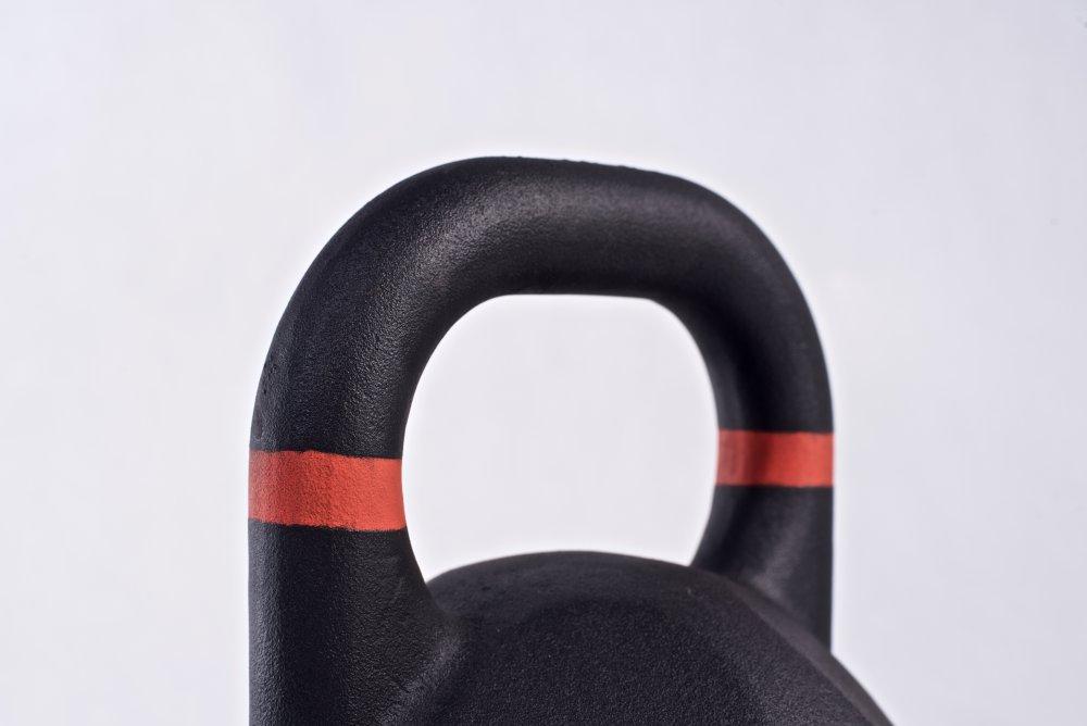 StrongGear závodní kettlebell barevné odlišení