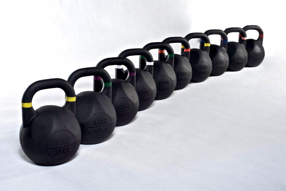 StrongGear závodní kettlebell competition provedení